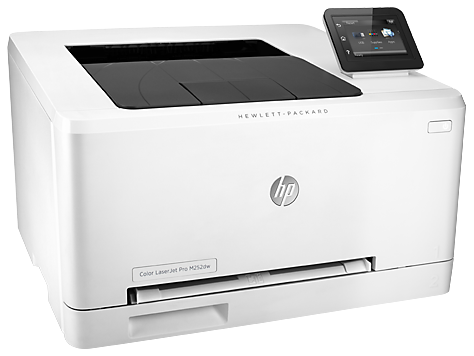 HP Color LaserJet Pro M252dw