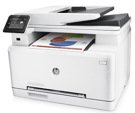 HP Color LaserJet Pro MFP M277dw
