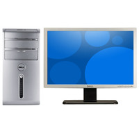 Dell Inspiron 530 Desktop Computer (ddcwda1) Intel Celeron  Processor 420 (1.60GHz, 800 FSB) 240GB/1...