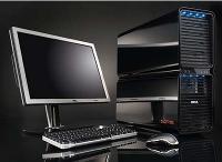Dell XPS 720 (dxcwaf3_4) Intel Core2 Duo Processor E6750 (4MB L2 Cache,2.66GHz,1333 FSB) 160GB/2000M... PC Desktop