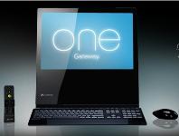 """Gateway One GZ7220 19"""" Desktop PC"""